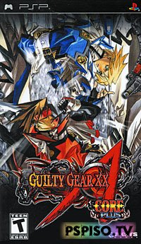 Guilty Gear XX Accent Core Plus [�����-�����]