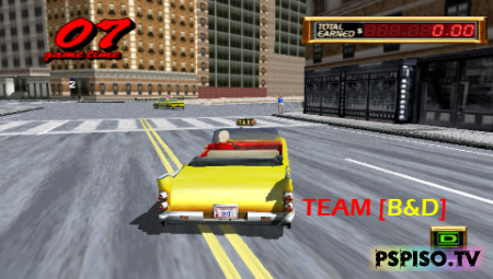 Crazy Taxi: Fare Wars 2.01 / NEW VERSION - USA
