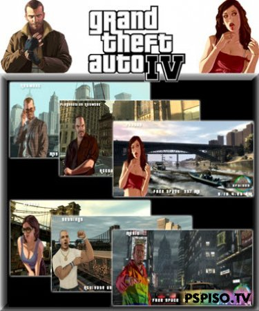 Grand Theft Auto IV [CTF/Flash0] [5.00 m33]