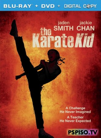 ������-����� / The Karate Kid (HDRip) 2010 - ������� ���� ��� psp, ���� ��� psp, �������� psp, ������� psp.