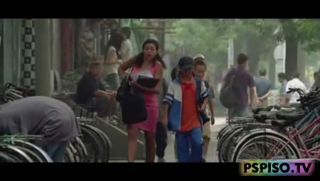 ������-����� / The Karate Kid (HDRip) 2010 - ����� ������, ������ �� psp,  ������� ���� ��� psp ���������, ����.