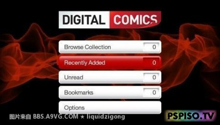 Digital Comics for CFW 5.XX demo - игры бесплатно для psp, psp, фильмы на psp, игры.