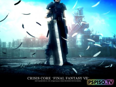 Crisis Core Final Fantasy [OST]