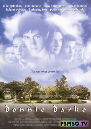 Донни Дарко | Donnie Darko (2002) [HDRip]