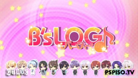 Bs - Log Party - JPN