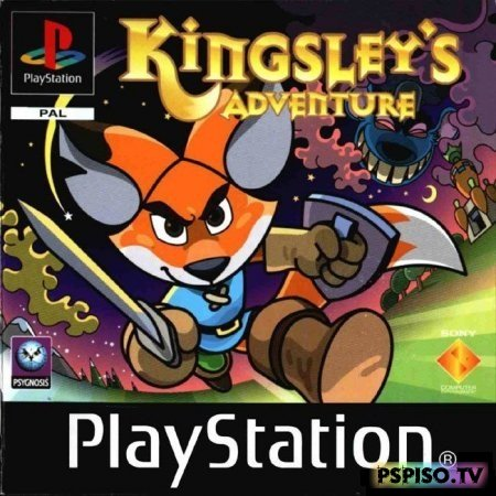 Kingsley's Adventure [PSX]