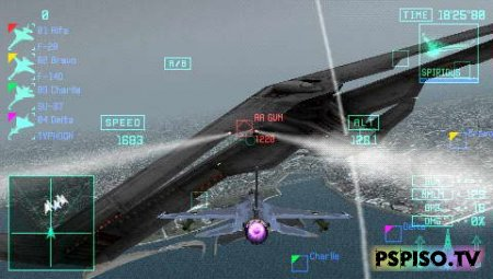 Ace Combat: Joint Assault - USA / EUR
