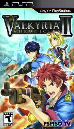 Valkyria Chronicles II - USA / EUR / UNDUB