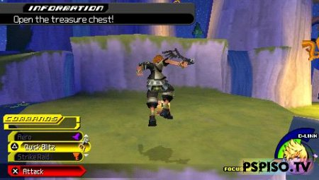 Kingdom Hearts: Birth By Sleep - USA