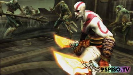 God of War: Ghost of Sparta DEMO - RUS