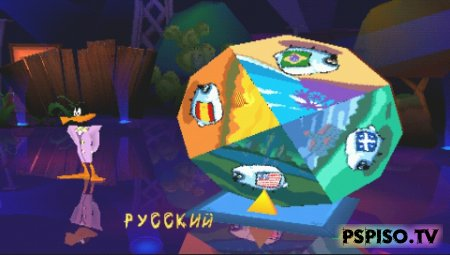 Looney Tunes Sheep Raider - видео,  без регистрации, прошивки для psp, скачать игры для psp.