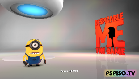 Despicable Me: The Game - USA (work)
