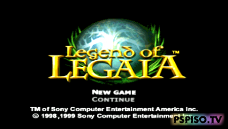 Legend of Legaia [PSX] [ENG]