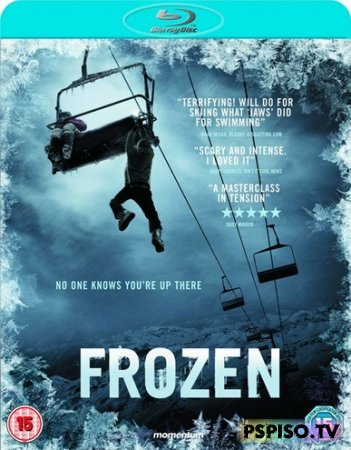 Замёрзшие / Frozen (2010) [BDrip|Дубляж]