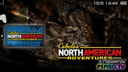 Cabelas North American Adventures 2011 - USA