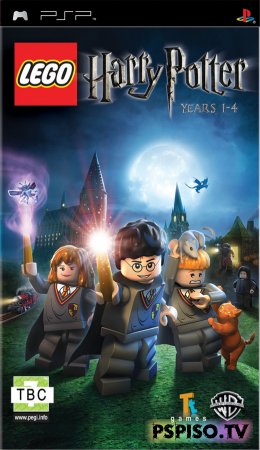 LEGO Harry Potter: Years 1-4 - EUR