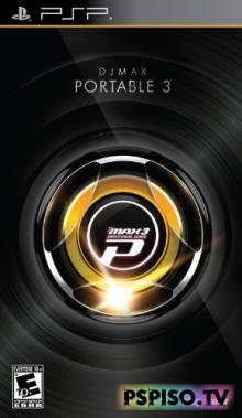 DJ MAX Portable 3 - USA
