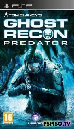 Tom Clancy's Ghost Recon Predator - ENG