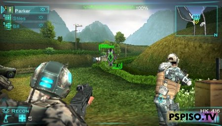Tom Clancy's Ghost Recon Predator - EUR