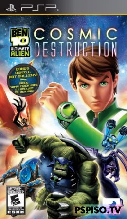 Ben 10 Ultimate Alien Cosmic Destruction - USA