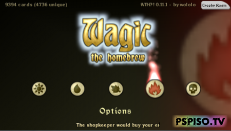 Wagic, The Homebrew ?! 0.13.1