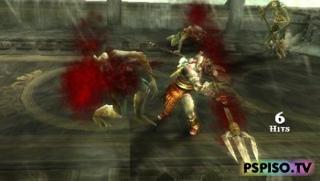 God of War: Ghost of Sparta DEMO - USA