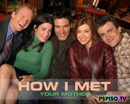 How I Met Your Mother / ��� � �������� ���� ���� 2 [HDTVrip]