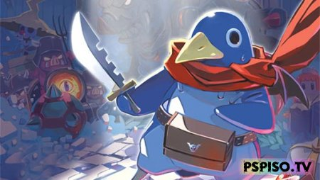 Prinny 2 для PSP