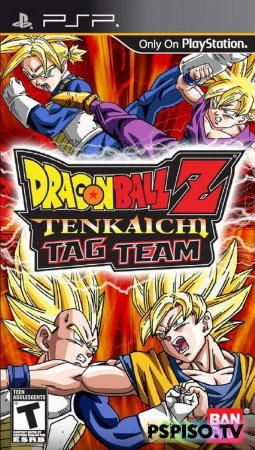 Dragon Ball Z Tenkaichi Tag Team - USA