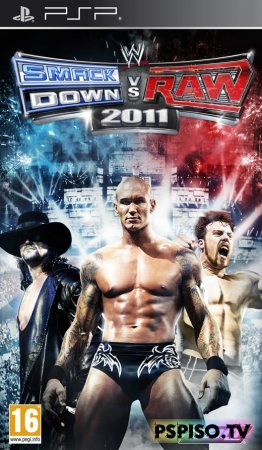 WWE SmackDown! vs. RAW 2011 [USA]
