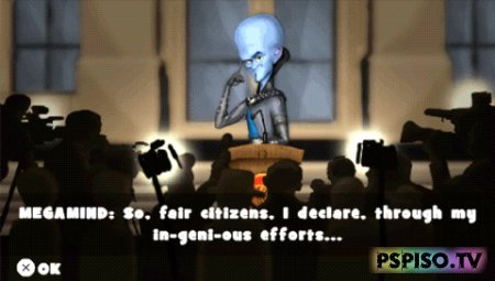 Megamind: The Blue Defender - USA