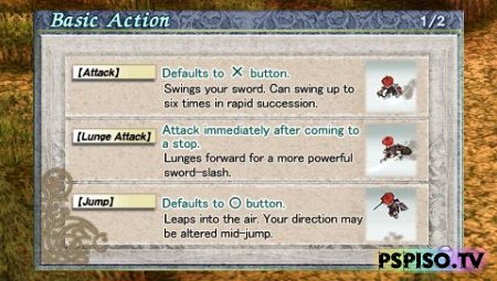 Ys: The Oath in Felghana - USA