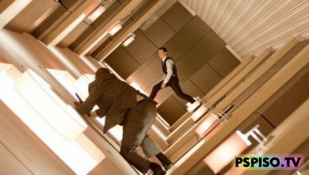 ������ / Inception (2010) [DVDRip]  [��������]