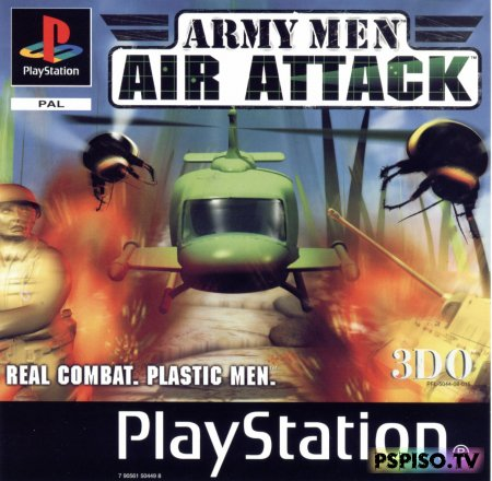 Army men: Air Attack [PSX]