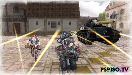 Valkyria Chronicles 3: Unrecorded Chronicles [JPN][Full+DEMO]