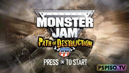 Monster Jam: Path of Destruction - USA