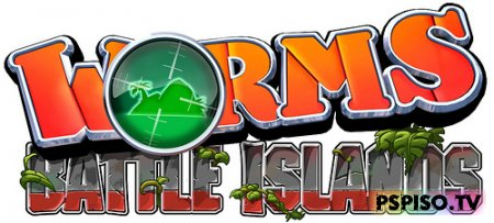 ����� ����������� � Worms: Battle Islands