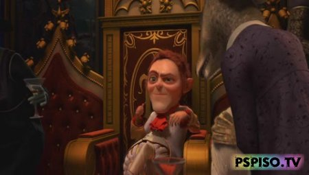 Шрек навсегда / Shrek Forever After (2010) [DVDRip]