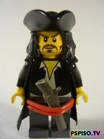 LEGO Pirates of the Caribbean - Анонсирован!