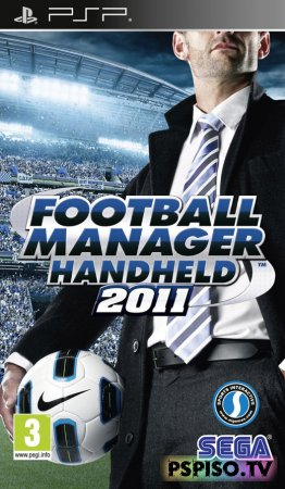 Football Manager Handheld 2011 [EUR]