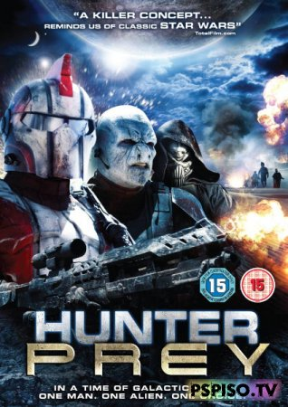 Hunter Prey / ������ �������� [DVDrip]
