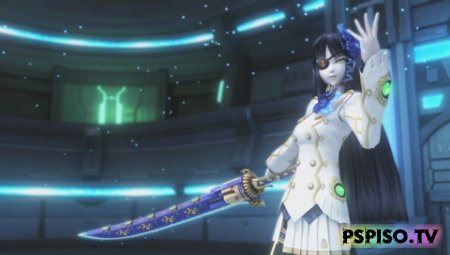 Подробности о Demo Phantasy Star Portable 2 Infinity