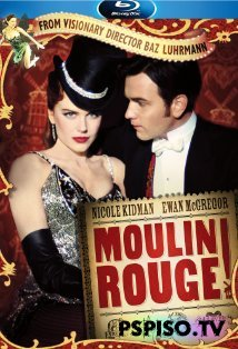 ����� ��� / Moulin Rouge (2001) [BDRip] [��������]