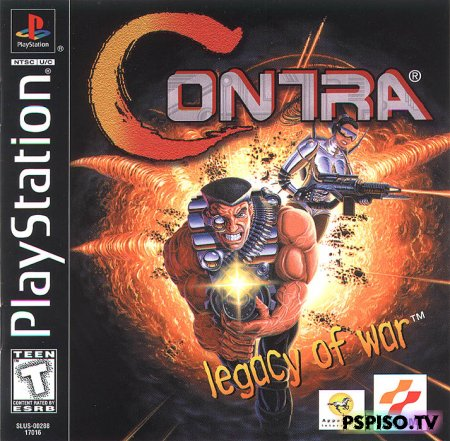 Contra Legacy of War (1996)