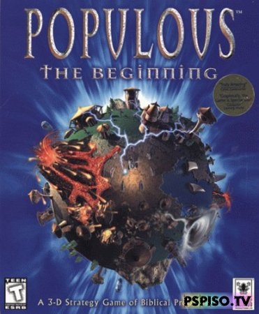 Populous: The Beginning (1999) [PSX]