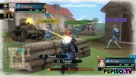 Valkyria Chronicles II [ENG] [RePack]