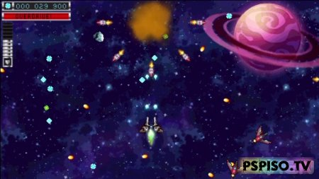 A Space Shooter for Two Bucks! - Скрины