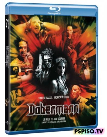 Доберман / Dobermann (1997) [BDRip] [Лицензия]
