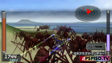 Earth Defence Force 2 ����� � ���������
