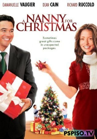 ������ �� ��������� | A Nanny for Christmas (2010) [DVDRip]